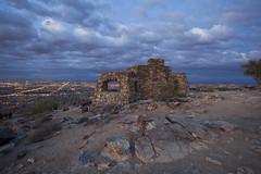 Dobbins Lookout III (Modeflip) Tags: ruins landscape sky mountain