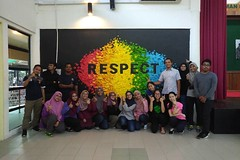 Program Service Learning Outreach Tanjung Piai 18