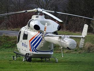 MD 902 G-11 Belgian Federal Police
