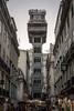 Santa Justa Lift - Lisszabon, Portugália - Lisbon, Portugal (Bela Lindtner) Tags: lindtnerbéla belalindtner nikon d7100 nikond7100 nikkor nikkor18105 nikon18105 18105 lisboa lisbon lisszabon portugália portugal santajustalift buildings building architecture építészet épületek épület lift elevator outdoor