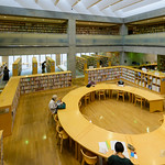 General view of indoor, Toyosaka City Library (豊栄市立図書館)