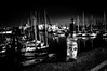 Le lendemain matin... / The next morning... (vedebe) Tags: noiretblanc netb nb bw monochrome port ports bateaux bateau ville street city urbain urban rue sète mer méditerranée