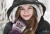 Snow girl (gelein.zaamslag) Tags: holland thenetherlands portrait girl girlmodel woman snow winter winter2017 geleinjansen christmas nikon daughter whitechristmas cold black white