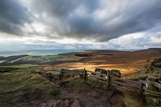 Stanage Fence