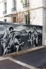 . (B Plessi) Tags: e dauphiné france murales wall painting grenoble