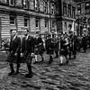 March of the MacGregors (FotoFling Scotland) Tags: macgregor kilt edinburgh street
