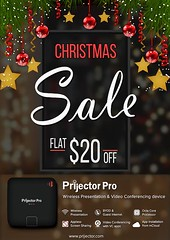 Christmas Sale | Prijector (Joanna.Lopez) Tags: c christmassale greatdeals freeshipping christmas2017 christmasday christmaspresent holidayseason gifts festive cantwait celebrate celebration christmas christmascountdown christmasgift december happychristmas itschristmas merrychristmas merryxmas gift mobiletotv wirelesspresentation wireless wirelessscreenmirroirng wirelesssharing wirelesstechnology wirelesshdmi meetings hdmireceiver hdmitransmitter androidsharing conference technology independence universities classroom plugandplaysystem laptoptoprojector sale sharing schools ipadsharing presentation screenmirroirng screensharing educationalsector hdmi prijector hardwaresolution