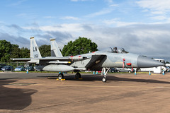 McDonnell Douglas F-15C Eagle (lucaban87) Tags: dunfield england regnounito mcdonnelldouglas f15ceagle mcdonnell douglas f15c f15 usaf 860156
