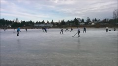 Out-Door Skating Panama Flats Video (Ocean Master) Tags: panama panamaflats ice iceskating skating snow snowing winter vancouverisland bc victoriabc victoria canada westcoast christmas hockey frozenlake video film movie