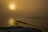 December Seatrout Hunt II (Brant He. Fageraas) Tags: flyfishingart flyfishing seatrout landscape seascape sunrise canon colors vollen oslofjorden norway foggy misty fog