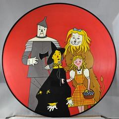 Wizard of Oz Picture Disc (Funkomaticphototron) Tags: coryfunk vinyl record album 33rpl lp
