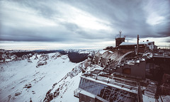 Zugspitze (Tim RT) Tags: tim rt bavaria bayern grmisch zugspitze topmof german 2017 hill station snow rocks architecture building aweome travel beautiful schnee sky clouds new picture flickr hypebeast visual inspired canon 6d 6d2 6dmarkii mark ii 2 canon1635mm f4 is usm lens landscape