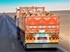 Egypt ,camel transport (katarzynaŚ) Tags: animal tiere transport road egypt dessert lorry sand animale camel truck