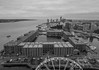 the waterfront liverpool (paul hitchmough photography 2) Tags: liverpool liverpoolskyline mavicpro jdimavicpro aerialphotography dronephotography cityscape rivermersey water monochrome blackandwhite bw paulhitchmoughphotography city albertdock pierhead