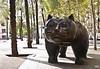 Miau.... (svet.llum) Tags: gato gat botero raval barcelona catalunya cataluña calle escultura ciudad