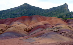 mauritius seven coloured earth (4) (kexi) Tags: mauritius ilemaurice africa earth red coloured geology unique view panorama green brown vacation samsung wb690 october 2016 layers landscape instantfave wallpaper