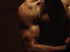 FLEXING (flexrogers963) Tags: biceps bicep pecs vein lats muscle muscular flex flexing huge big massive ripped workout fit exercise jacked musclemodel chest abs traps bodybuilder bodybuilding veins rockhard bizeps muscles mondo bodybuild bodyboulder fitness gym hugebiceps gross