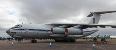 Il-76 15th July 2017 #1 (JDurston2009) Tags: riat royalinternationalairtattoo 78820 airdisplay candid il76candid ilyushinil76 raffairford riat2017 transportaircraft ukrainianairforce airshow royalinternationalairtattoo2017