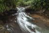 眼鏡洞瀑布 (鹽味九K) Tags: 眼鏡洞瀑布 waterfall 水 rainyday 下雨天 十分 shihfen