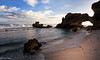 Mornington shore sunset (BeSt Photography [Thank you for 2 million views]) Tags: summer landscape beautiful crosslight australientrip shoreline golden coast phil australia