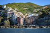Riomaggiore (Aleah Carr) Tags: riomaggiore italy cinque terre water town liguria
