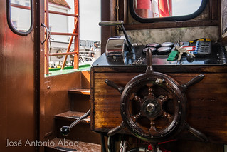 The Norwegian Fisheries Museum boat, Bergen