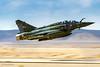 It's been awhile since a Mirage took to the skies of Israel! 😉 (xnir) Tags: its been awhile since mirage took skies israel 😉 armée de lair 2000d panning negev desert blueflag2017