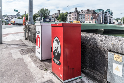 EXAMPLES OF PAINT-A-BOX STREET ART IN CORK CITY CENTRE [PHOTOGRAPHED 2017]-133883