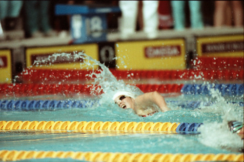 139 Swimming EM 1993 Sheffield