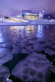 The Opera in Oslo