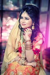 S I M K I (fahim fotto) Tags: bride portrait event beautiful bd