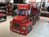 Holidays Are Coming - Coca Cola Christmas Truck Display - Frankfurt, Germany. (firehouse.ie) Tags: 2017 gestive yuletide santaclaus santa truck holidayseason holidays xmas holidaysarecoming christmastime christmas cocacola coke cola coca