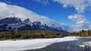 Canmore Mountains (Len Langevin) Tags: alberta rockies canada rockymountains canmore bowriver landscape samsun galaxy s6