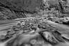 Zion Narrows (just4memike) Tags: canyon landmark landscape narrows national park river shore stream utah water zion