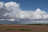 La Pierre Clouée, Andonville (Loiret, France) (Denis Trente-Huittessan) Tags: cumulonimbus cumulus