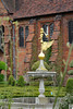 A royal garden (Canadian Pacific) Tags: hatfield house stately home hertfordshire england english british great britain unitedkingdom manor mansion building architecture garden old palace 2016aimg1822 uk fountain