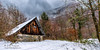 Winter in the Haute Savoie, France-9605 (George Vittman) Tags: items landscape winter snow mountains alps frenchalps cabin shack wood trees panorama nature wildlife macro jav61photography jav61 photography nikon passion ngc nikonpassion