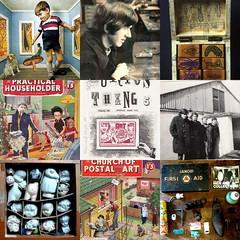 nine (Kollage Kid) Tags: instagram nine favourites mozaic