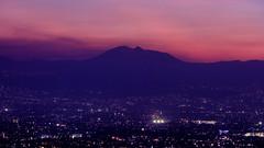AJUSCO NIGHT (alan.narvaez9711) Tags: landscape photography mountains sunset sunrise goldenhour city citylights mexico cdmx sun clouds sky storm cloudly lights mx