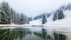 Le lac du Plan. (Rouvier Jean Pierre) Tags: