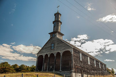Eglise sur l'île de chiloe au chili (joséluisleboulanger) Tags: chile chili chiloe iglesia églises bois patrimoine