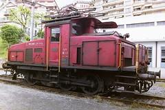 SBB 16370 (bobbyblack51) Tags: sbb class ee33 slm bbc c electric shunter 16370 lausanne depot 1994
