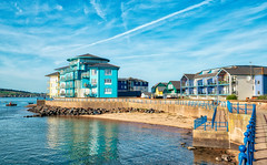 Exmouth Aurora HDR 2018 (pm69photography.uk) Tags: aurora2018 hdr exmouth seafront sea devon southwest colourfull sony a7rii ilce7rm2