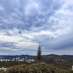 Cloud and Sunset Timelapse From Atop Mount Laguna thumbnail