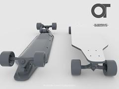 Skateboard_Status_Model_finished_04 (omardex) Tags: photoshop electric product mockup otoy octanerender c4d skateboard skate board