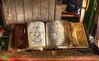 Ye Secret Recipe (Sunset Sailor) Tags: ancient secret recipe sorcery book pentagram