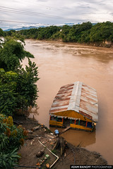 Floating Bar on the Magdalena River Flandes Colombia (arainoffphoto) Tags: southamerica floating magdalena travel girardot planchon nightclub tourism river colombia flandes planchero bar tolima co