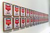 Andy Warhol : Campbell's Soup Cans (dprezat) Tags: fondationlouisvuitton vuitton lvmh andywarhol warhol campbellssoup campbell musée artcontemporain art culture exposition moma newyork museum modernart paris nikond800 nikon d800 architecture urban