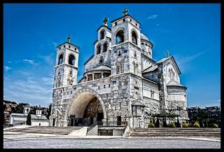Catedral de Podgorica.