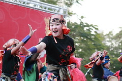IMG_3169M 沖縄創作太鼓衆美らさ (陳炯垣) Tags: performance dancer stage okinawa eisa